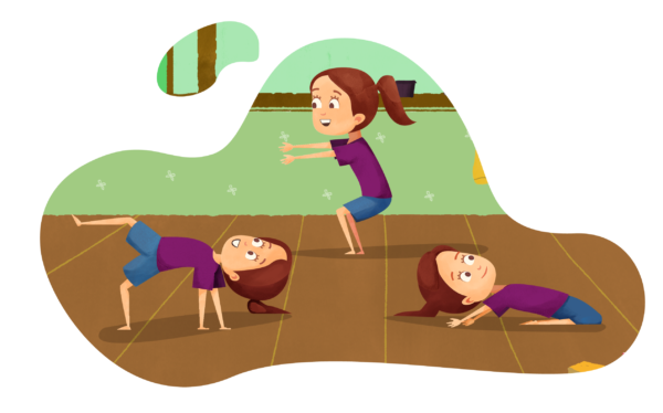 Yoga asanas that can improve your child's flexibility