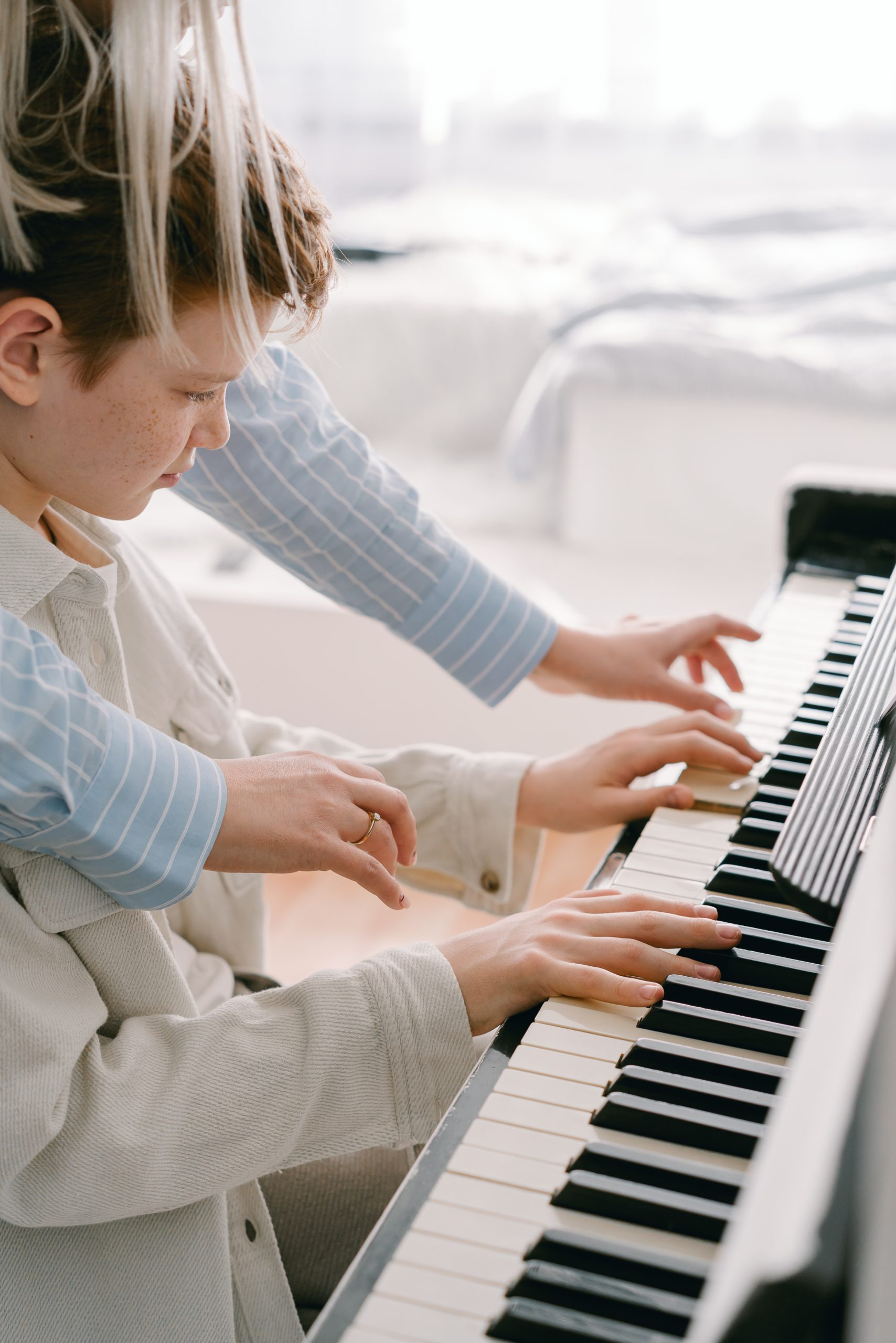 5 Crucial Life Skills Children Develop by Learning Music