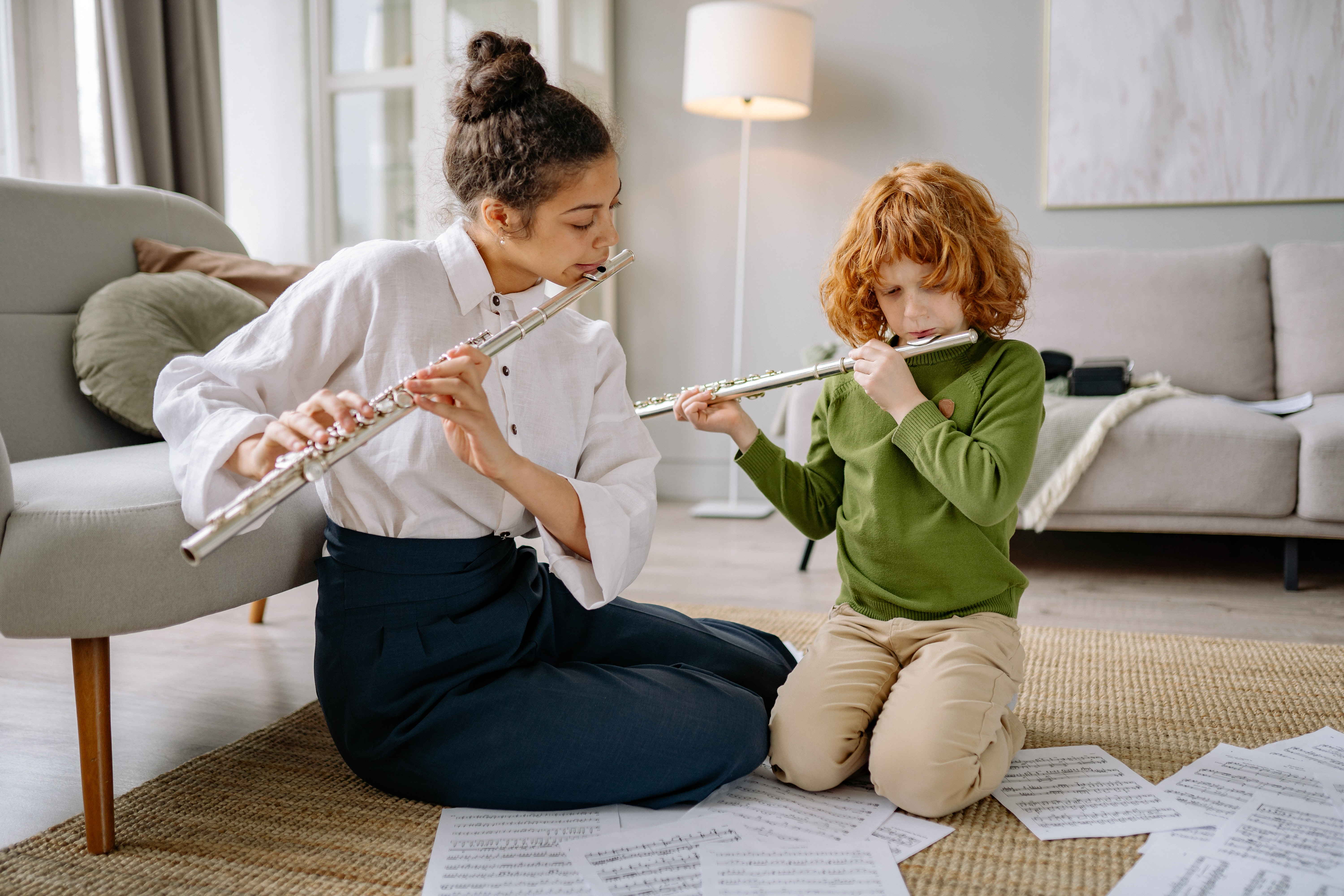 How Childhood Music Education Improves the Adult Brain